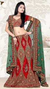 Marriage Lehenga Dress