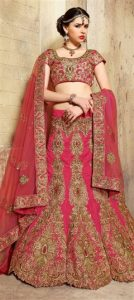 Marriage Lehenga Photo